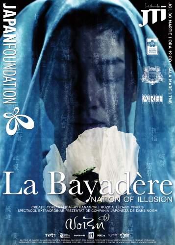 #Spectacol de Dans Contemporan | La Bayadere – Țara Iluziilor