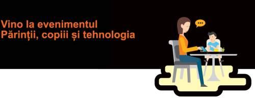 Conferinta - Părinții, copiii și tehnologia