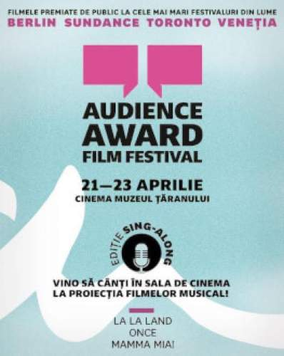Audience Award Film Festival
