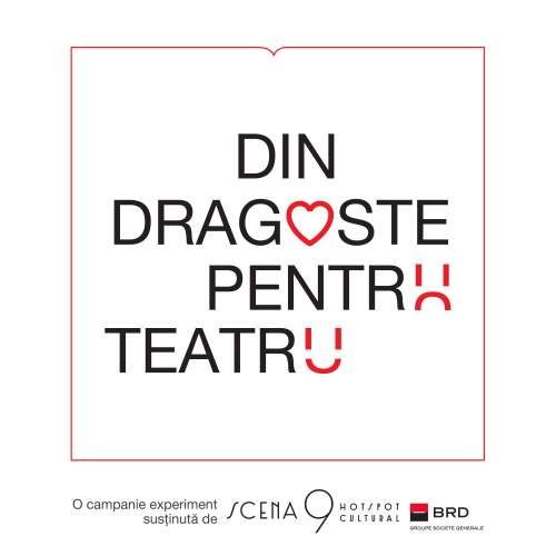 9 ilustratori români reinventează afișul de teatru într-o campanie-experiment