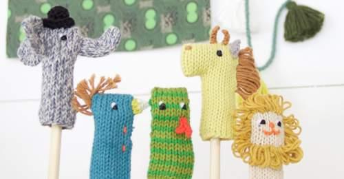 Joaca cu mainile - Atelier de papuserie (4-6 ani)