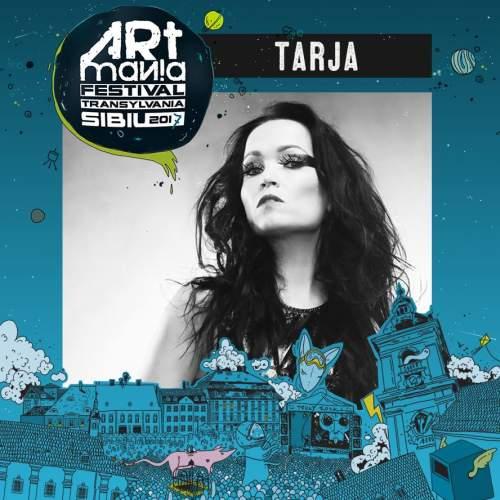 """TARJA: """"Iubesc minunatul oraș Sibiu și fermecătorul său Centru Vechi. Sunt foarte încântată să mă întorc acolo, pentru Festivalul ARTmania"""""""