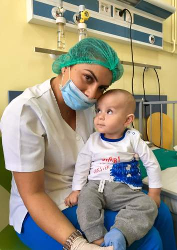 Peste 500 de pacienți minori inclusiv nou-născuți au beneficiat de testare audiologică performantă