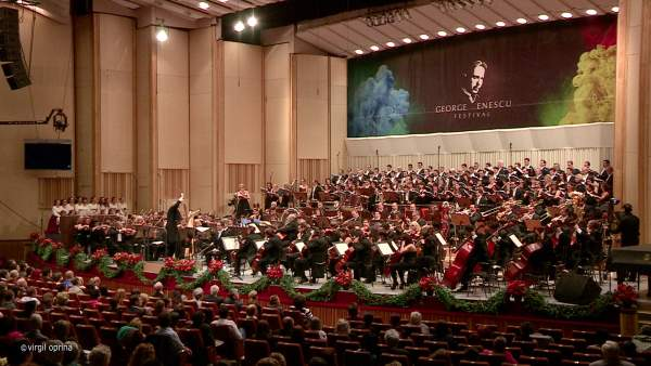 Orchestrele și Corurile Radio  la Festivalul Internațional George Enescu Foto Virgil Oprina 133