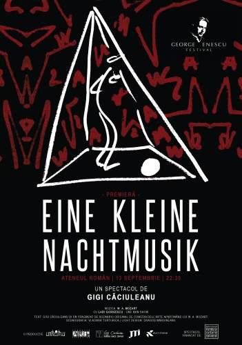 #Spectacol | EINE KLEINE NACHTMUSIK de Gigi Căciuleanu
