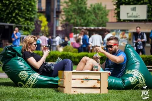 Surprinde-ți gustul la Street Food Festival și Staropramen te premiază cu un City Break la Praga