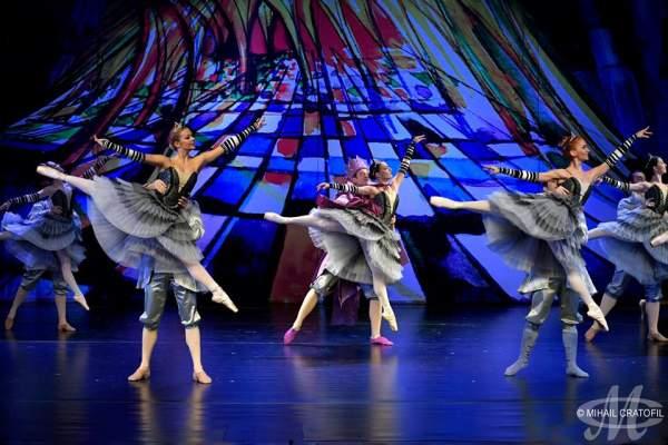 #Teatru pentru Copii Harap Alb foto Mihail Cratofil