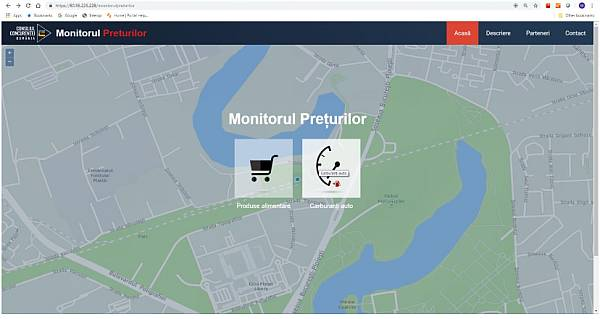 """Consiliul Concurenţei lansează """"Monitorul Preţurilor Carburanţilor"""""""