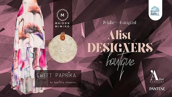 Noi colectii ale creatorilor romani de la Designers Boutique @ Bucuresti Mall-Vitan