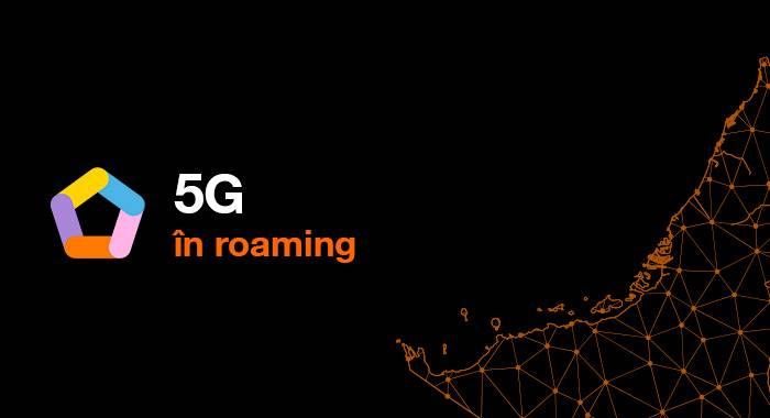 Roaming 5G Orange