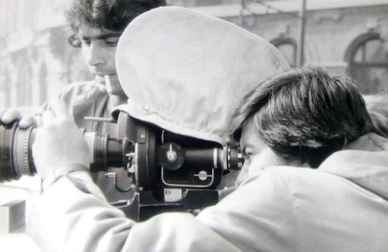 Regizorul Nicolae Corjos, autorul celebrelor filme Liceenii şi Declaraţie de dragoste