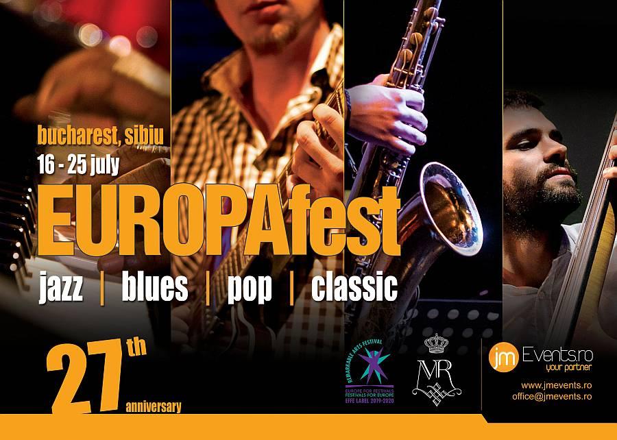 Festivalul EUROPAfest 2020