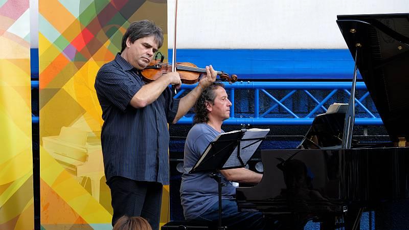 Gabriel Croitoru şi Vioara lui Enescu