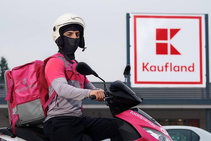 foodpanda & Kaufland Romania