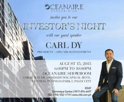 CARL DY 1