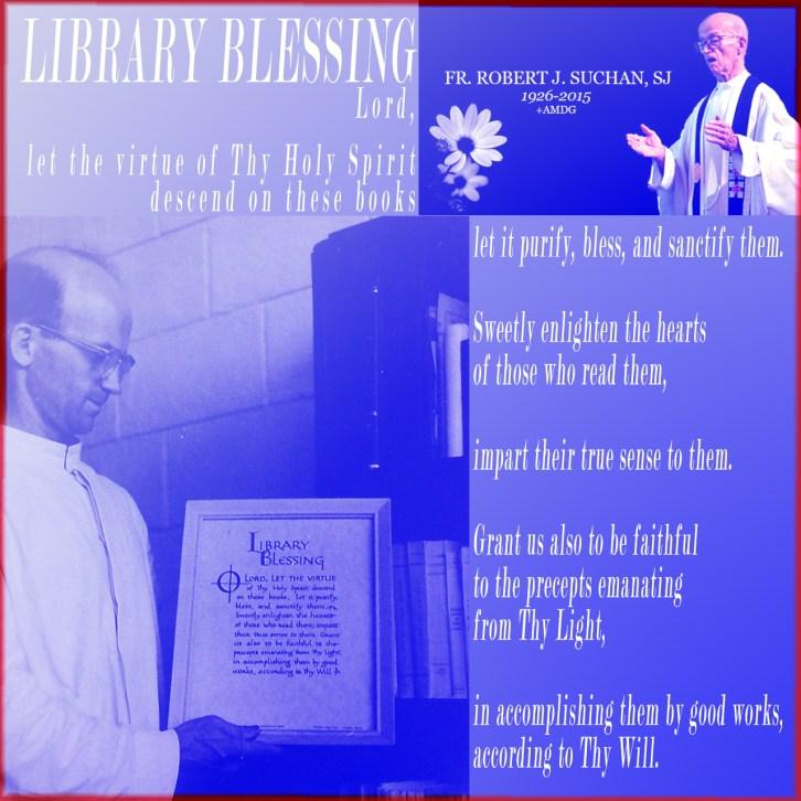 LIBRARY BLESSING http://wp.me/p4PBTD-1aZ