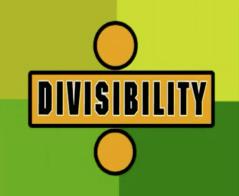 GENERATION MATH: DIVISIBILITY