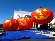 Inflatable Jack-O-Lanterns