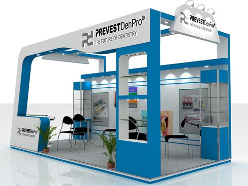 stall exhibition & fabrication