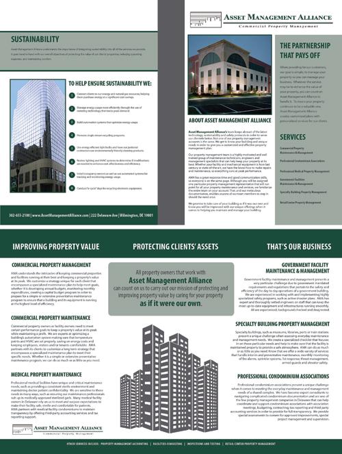 AMA-Brochure-Design