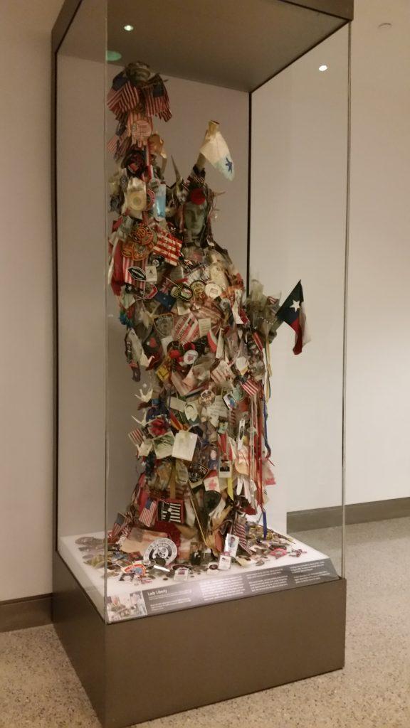 9/11 Memorial Museum in NYC