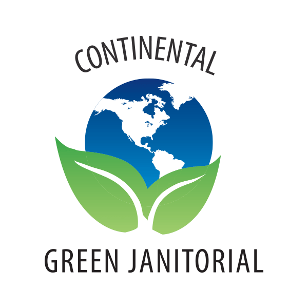 Continental Green Janitorial Logo