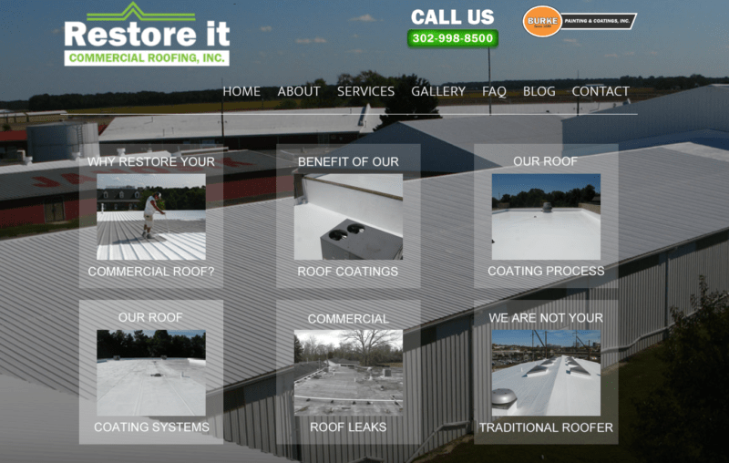 Restore It Commercial Roofing