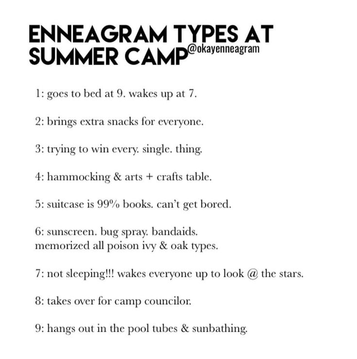 Not Another Personality Test The Enneagram