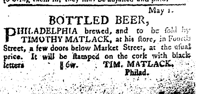 May 1 - 5:1:1766 Pennsylvania Journal