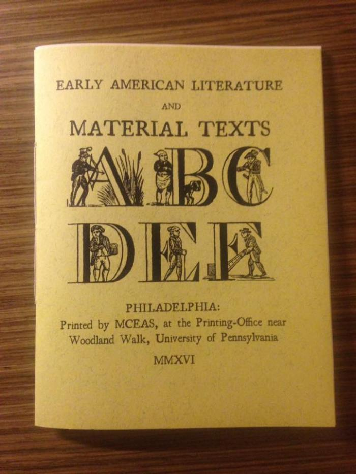 Material Texts 1