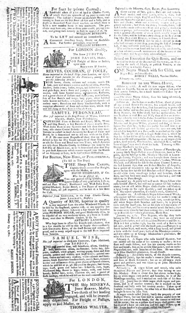 Mar 10 - South-Carolina Gazette and Country Journal Page 6