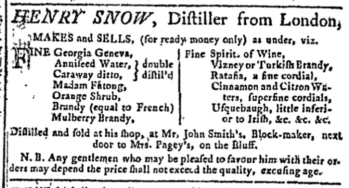 Mar 25 - 3:25:1767 Georgia Gazette