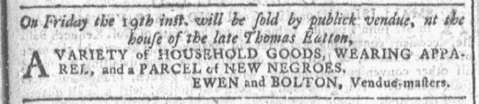 Jun 17 - Georgia Gazette Slavery 2