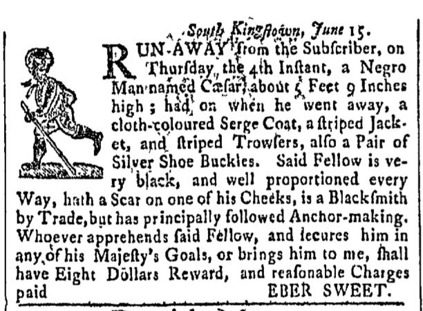 Jun 22 - Newport Mercury Slavery 2