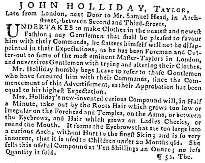 Aug 27 - 8:27:1767 Pennsylvania Gazette Supplement.jpg