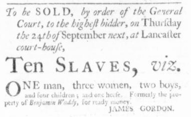 Aug 27 - Virginia Gazette Slavery 4