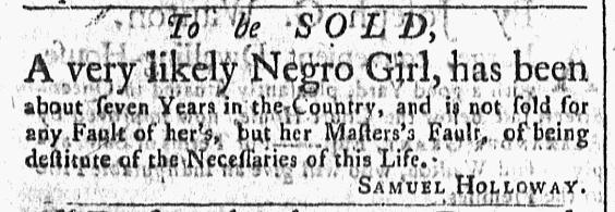 Aug 31 - Newport Mercury Slavery 3