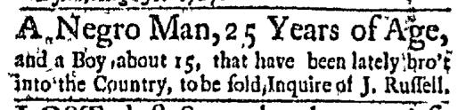 Sep 21 - Boston Post-Boy Slavery 1