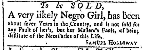 Sep 21 - Newport Mercury Slavery 1