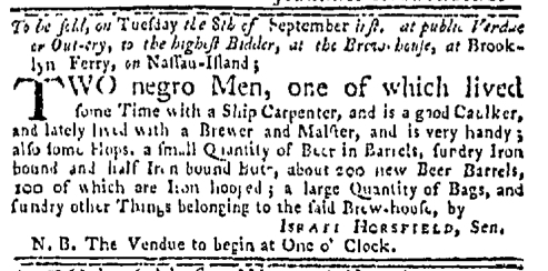 Sep 7 - New-York Mercury Slavery 5