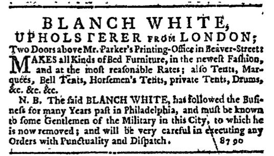 Sep 6 - 9:3:1767 New-York Journal