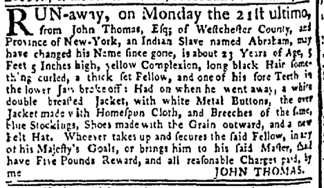 Nov 9 - New-York Mercury Slavery 4