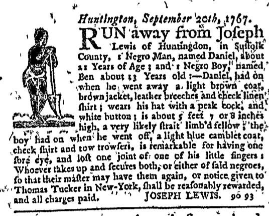 Oct 15 - New-York Journal Supplement Slavery 1