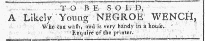 Oct 28 - Georgia Gazette Slavery 4