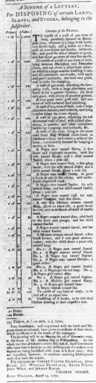 Oct 29 - Virginia Gazette Slavery 10