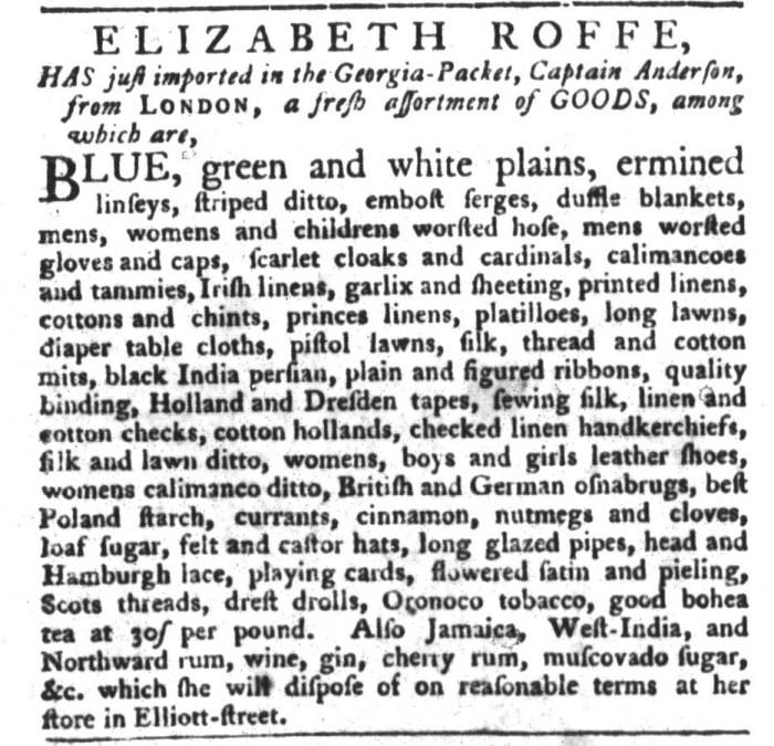 Nov 17 - 11:17:1767 South-Carolina Gazette and Country Journal