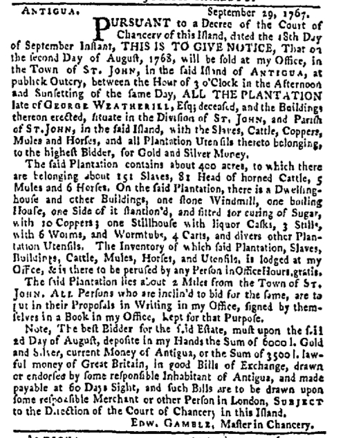Nov 23 - New-York Mercury Slavery 3