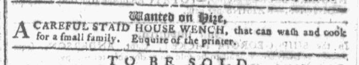 Nov 25 - Georgia Gazette Slavery 4