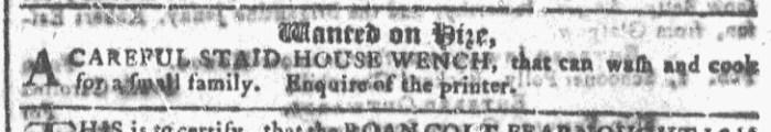 Feb 3 - Georgia Gazette Slavery 7