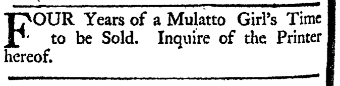 Jan 20 - 1:20:1768 New-York Gazette Weekly Post-Boy